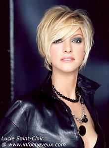 Coupe Cheveux Tete Ronde : coiffure courte pour visage rond ~ Melissatoandfro.com Idées de Décoration