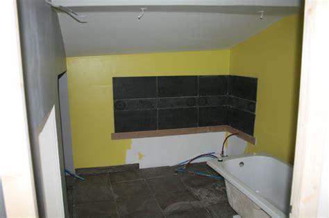 la salle de bain carrelage et peinture manque joints de carrelage la r 233 novation de la