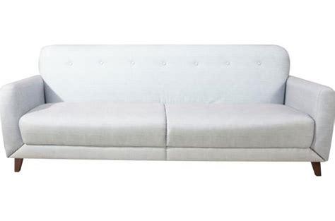 sofactory canapé canapé convertible clic clac en tissu capitonné lobby
