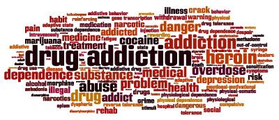 tolerance dependence addiction whats  difference