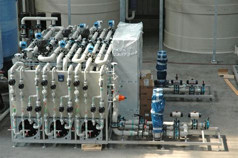 Pp Piping System For The Transport Of Sewage Water