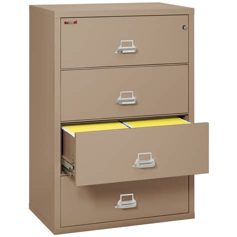 fireking fireproof 4 drawer vertical file cabinet wayfair