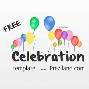 free prezi template celebration preziland With prezi birthday template