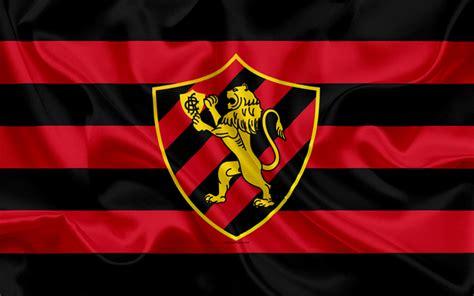 download wallpapers sport recife fc football club emblem logo serie a