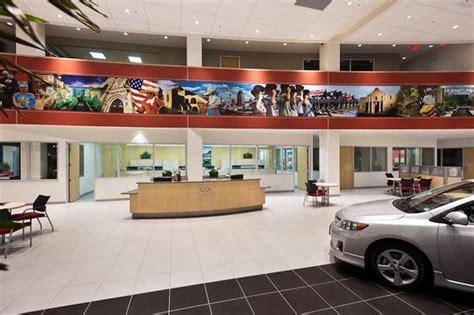 Toyota Dealerships In San Antonio by Cavender Toyota San Antonio Tx 78238 Car Dealership