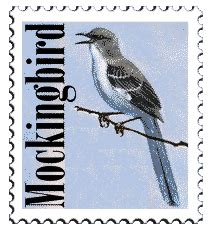 mississippi state symbols stamps  william faulkner