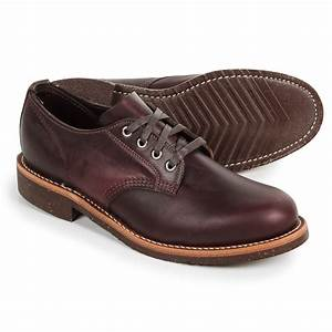 Chippewa General Utility Service Oxford Shoes (For Men ...