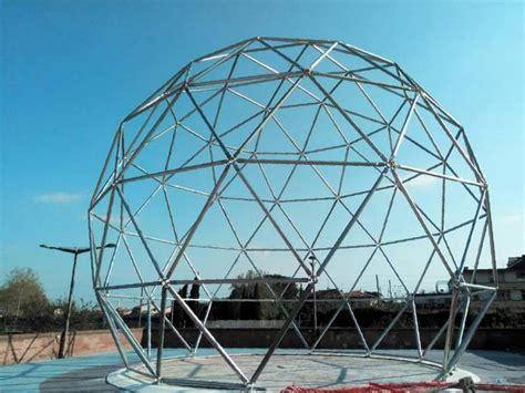 casa cupola geodetica la cupola geodetica il nuovo modello di casa ecologica