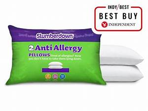 10 best anti allergy and hypoallergenic pillows the With best allergy pillow covers