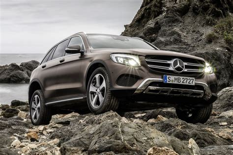 Mercedes Glc Class Picture by Mercedes Glc Class 2015 Pictures 30 Of 32 Cars