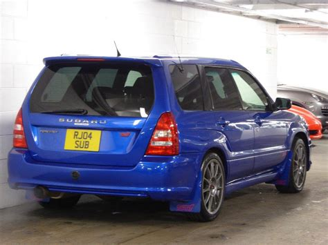 jdm subaru used subaru forester 2 5 wrx sti jdm model for sale in