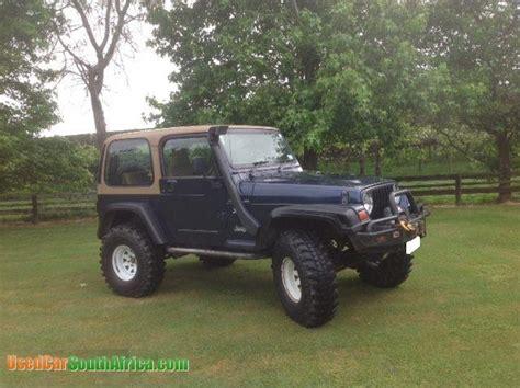 1997 Jeep Wrangler Tj Sport Used Car For Sale In