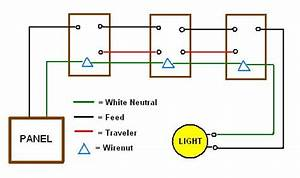 Leviton 3 Way Light Switch Wiring Diagram Picture