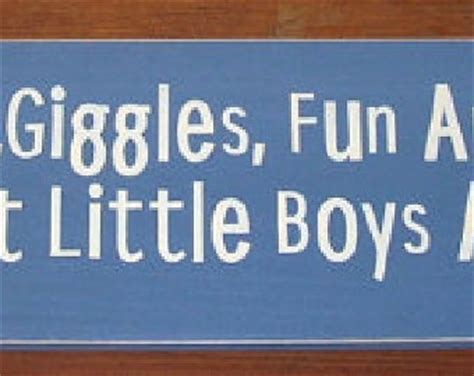 mother of little boy quotes