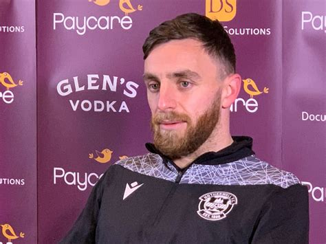 Stephen Lawless: It feels strange to be back at Motherwell ...