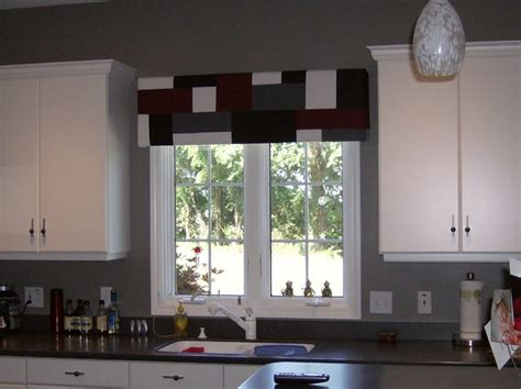 modern kitchen curtains a choice between decor and