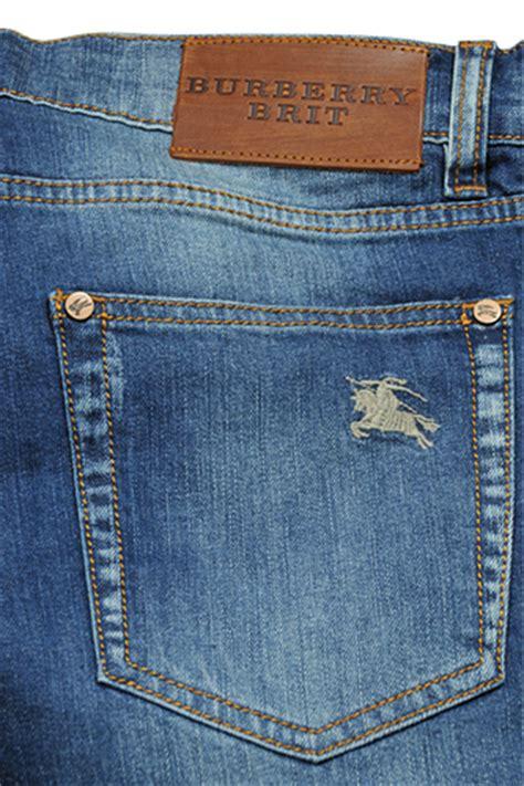 Mens Designer Clothes   BURBERRY Men?s Jeans #5