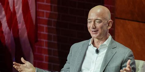 Amazon CEO Jeff Bezos is the richest man in recent history ...