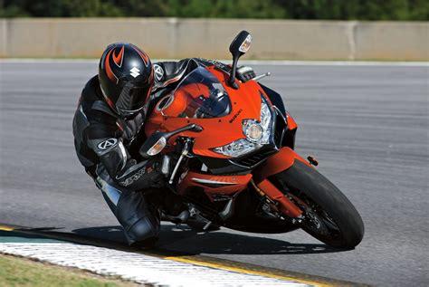 2010 Suzuki Gsx-r600 Review