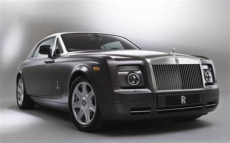 rolls royce phantom wallpapers rolls royce phantom coupe car wallpapers