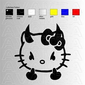 Hello Kitty Autoaufkleber : hello f ck off kitty autoaufkleber autosticker avamba oldtimer y ~ Orissabook.com Haus und Dekorationen