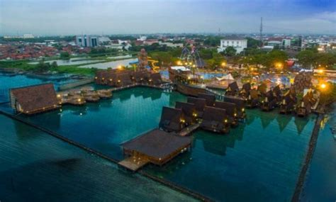 tempat wisata cirebon waterland tempat wisata indonesia