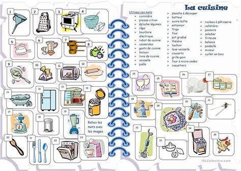 34 gratuit fle cuisine fiches p 233 dagogiques