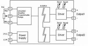 Pt98  Potentiometer Transmitter