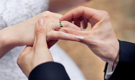 ring exchange for wedding twende harusini wedding ring ceremony vows