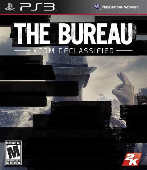 the bureau xcom declassified gameplay pc the bureau xcom declassified box for playstation 3