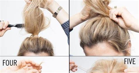 easy everyday hairstyle diy hair styles fine hair