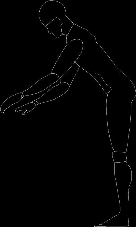 human figures dwg block  autocad designs cad