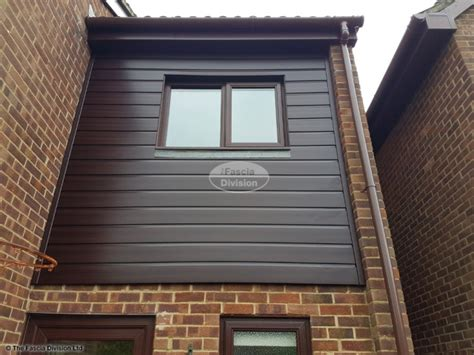 Upvc Exterior Shiplap Cladding by Upvc Shiplap Cladding Installers In Oxford The Fascia