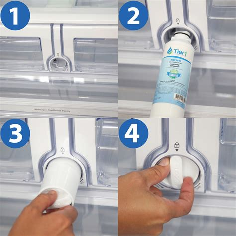 samsung da  comparable refrigerator water filter