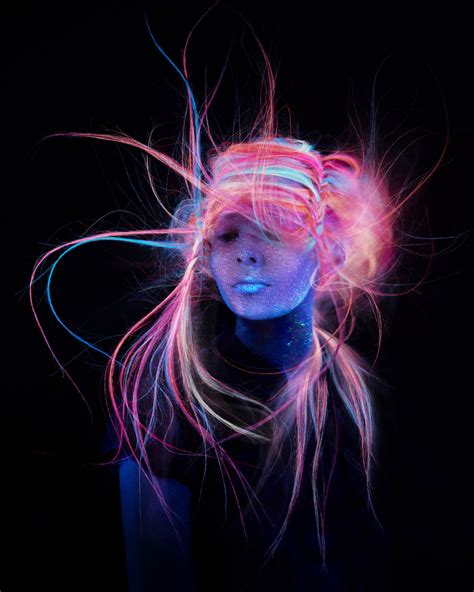 stunning uv light photography youll