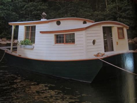 relaxshacks unbelievable shantyboat houseboat wooden boat house plans