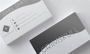 Black And White Cards Black And White Business Card Template By Nik1010 On