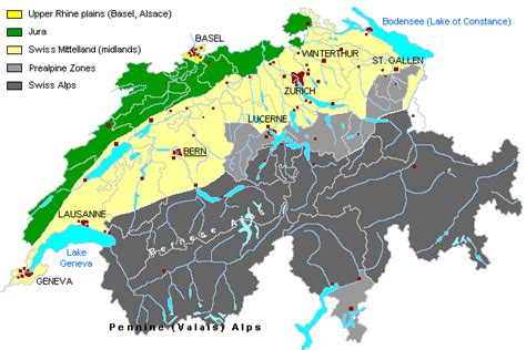 Rhythm And Alps Travel Map Directions And Location The Swiss Alps Switzerland Tourist Destinations