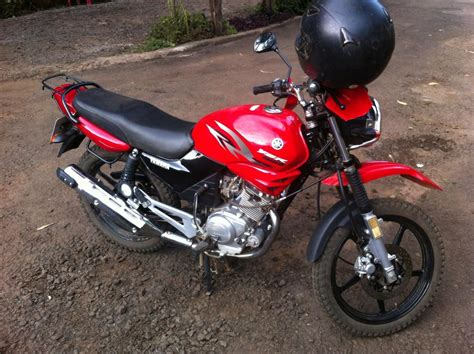 Yamaha Ybr125 For Sale Kenya, Nairobi.