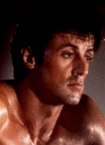 Was Rocky once a Raphael? Sylvester Stallone doppelganger ...