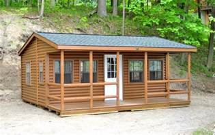 Small Prefab Log Cabin Kits