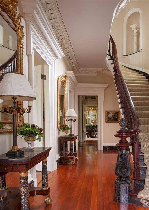 style homes interiors southern historic charleston mansion dk decor