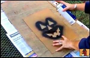 Deco Halloween A Fabriquer : bricolage halloween archives buzz ultra ~ Melissatoandfro.com Idées de Décoration