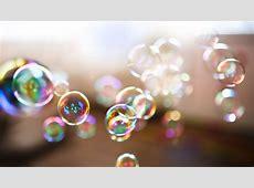 Warum sind Seifenblasen regenbogenfarben? Blog Manna