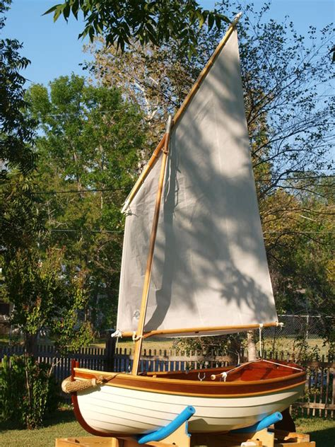 ian oughtred auk sailboat  deckerpair  lumberjocks