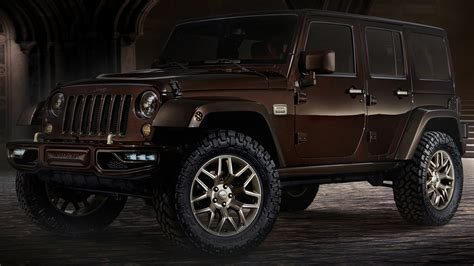Jeep Wrangler Sundancer Concept (2014) Wallpapers And Hd