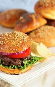 Bun Bun Burger Schwenningen : easy brioche hamburger buns the suburban soapbox ~ Avissmed.com Haus und Dekorationen