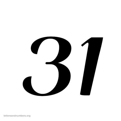 Printable Vintage Numbers 1 To 50  Letters And Numbers Org