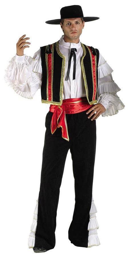 Superior Male Spanish Dancer Costume by Stamco 230121 | Karnival Costumes
