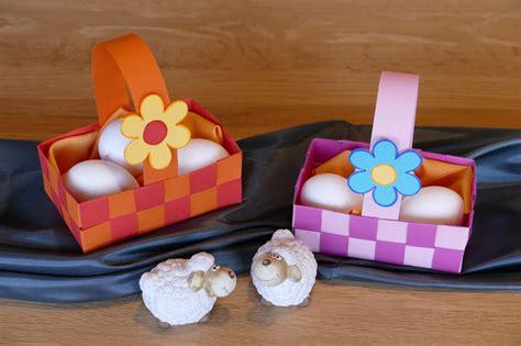 ostern mit kindern basteln basteln f 252 r ostern osterk 246 rbchen osterkorb easter basket osterdeko basteln mit kindern